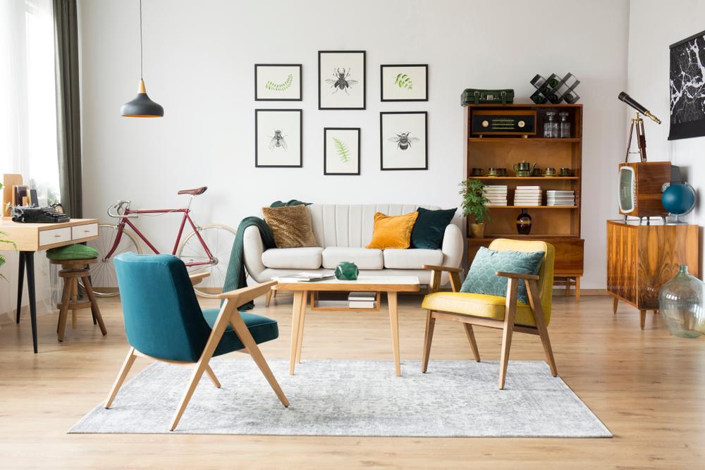 Lån penge online og giv husets indretning nyt liv