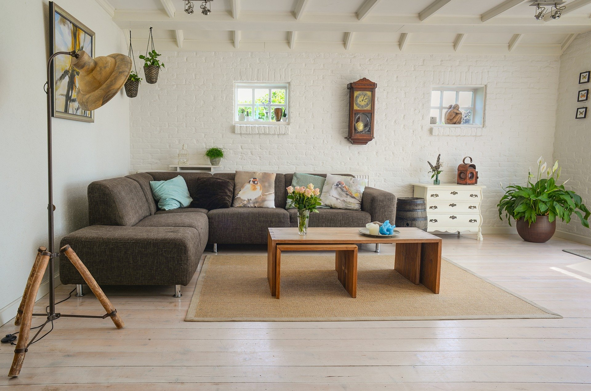 Tre gode råd til, hvordan du indretter stuen for hele familien