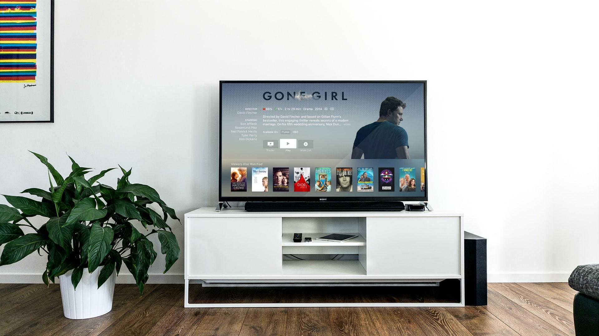 TV-bord og andre tiltag til at fuldende dit hjem