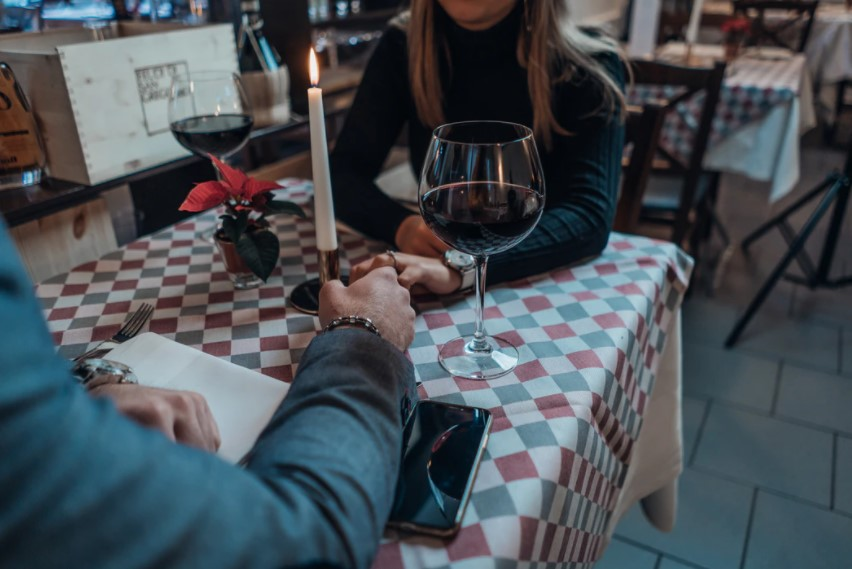 Idéer til den første date